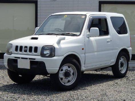 Suzuki Jimny (JB23) 10.1998 - 12.2001