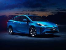 Toyota Prius рестайлинг, 4 поколение, 11.2018 - н.в., Лифтбек