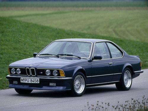 BMW M6 1984 - 1988