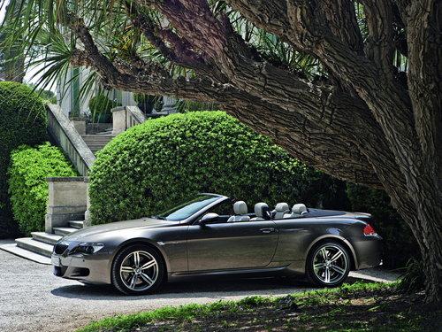BMW M6 2006 - 2010