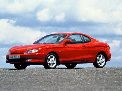 Hyundai Coupe 1996 - 1999
