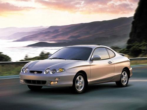 Hyundai Coupe 1999 - 2001