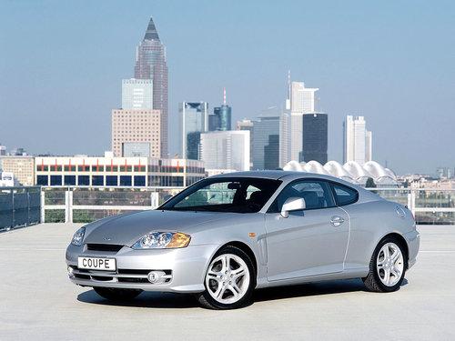 Hyundai Coupe 2002 - 2005