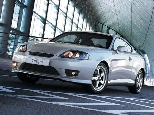 Hyundai Coupe 2005 - 2006