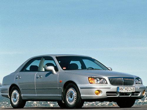 Hyundai XG 1998 - 2003