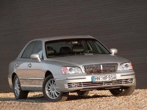 Hyundai XG 2003 - 2005