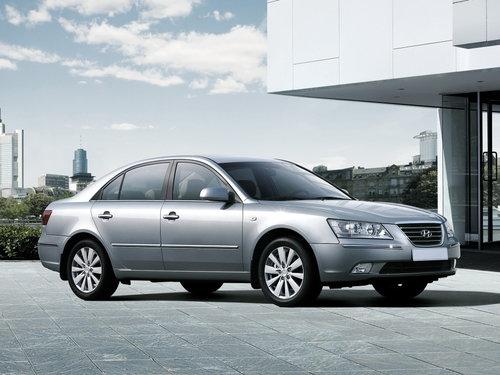 Hyundai Sonata 2008 - 2010