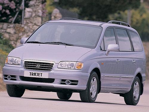 Hyundai Trajet 1999 - 2004