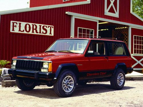 Jeep Cherokee 1983 - 1997