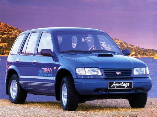 Kia Sportage 1993 - 2002