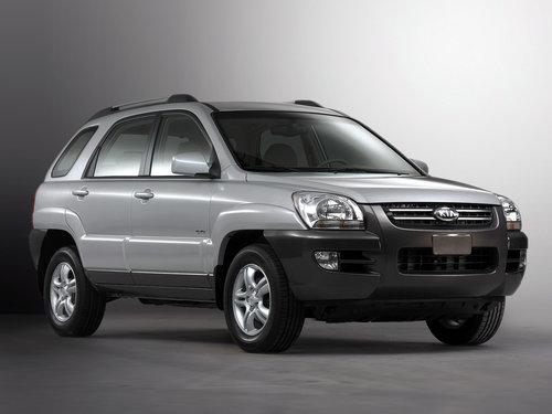 Kia Sportage 2004 - 2007