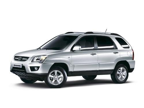 Kia Sportage 2007 - 2010