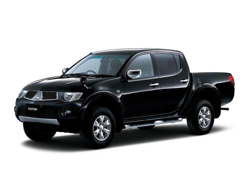 Mitsubishi Triton 2010 - 2011