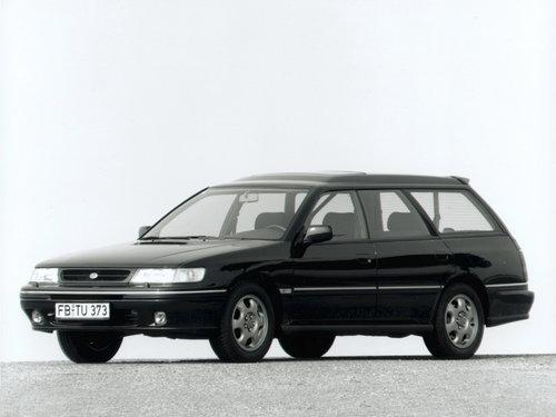 Subaru Legacy 1991 - 1994