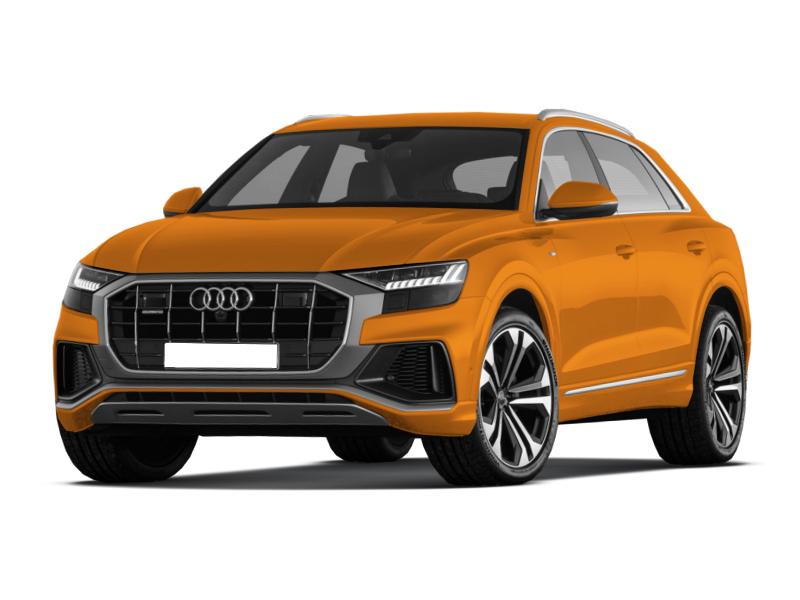 Audi Q8, 2019 год, 6 297 074 руб.