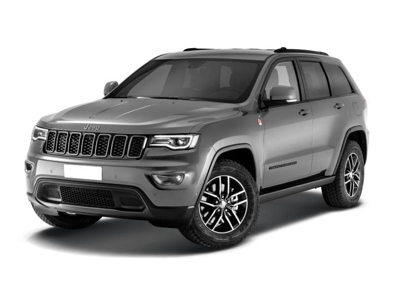 Jeep Grand Cherokee, 2018 год, 3 570 000 руб.