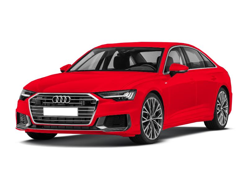 Москва Audi A6 2019