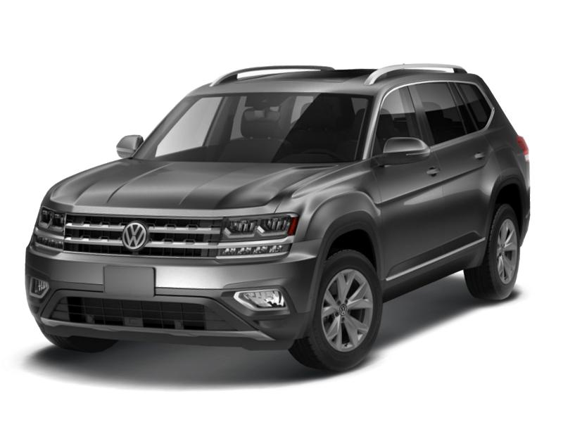 Volkswagen Teramont, 2019 год, 3 058 054 руб.