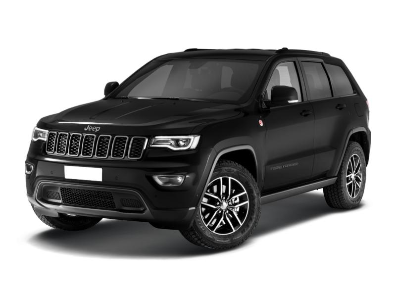 Jeep Grand Cherokee, 2018 год, 3 819 000 руб.