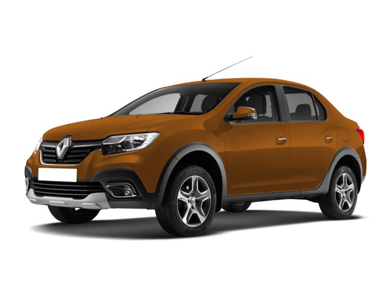 Renault Logan Stepway, 2019 год, 840 970 руб.