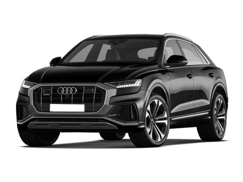 Audi Q8, 2019 год, 6 198 602 руб.