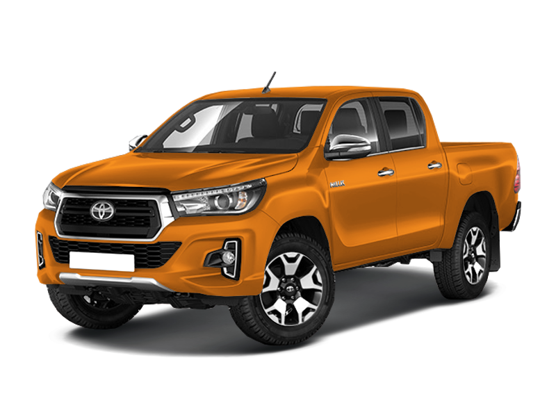 Toyota Hilux Pick Up, 2019 год, 3 324 000 руб.
