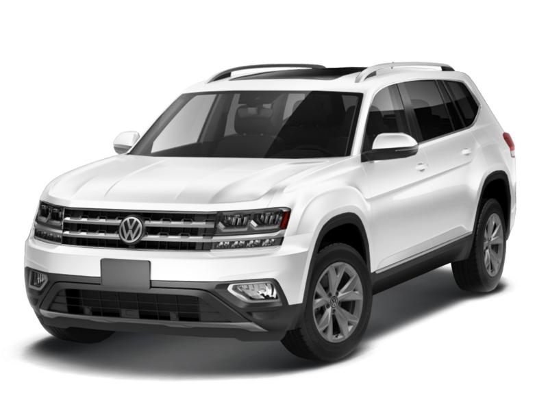 Volkswagen Teramont, 2019 год, 3 579 000 руб.