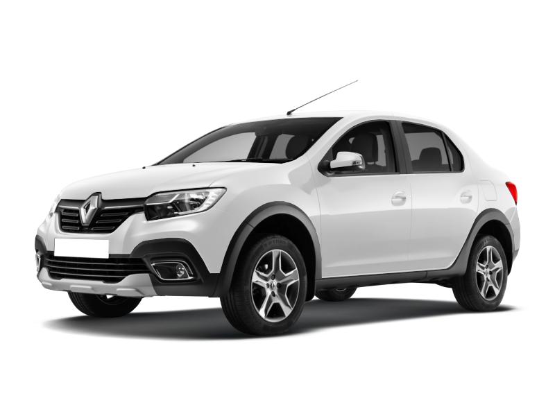 Renault Logan Stepway, 2019 год, 810 000 руб.