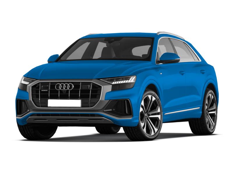 Audi Q8, 2018 год, 6 742 955 руб.