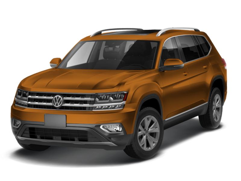 Volkswagen Teramont, 2019 год, 3 720 155 руб.