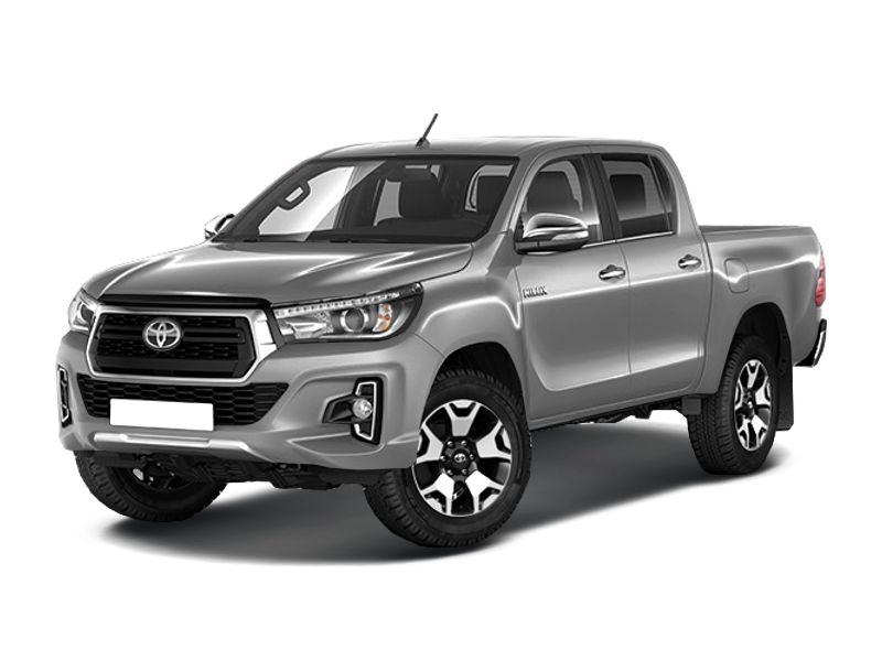 Toyota Hilux Pick Up, 2020 год, 2 897 000 руб.