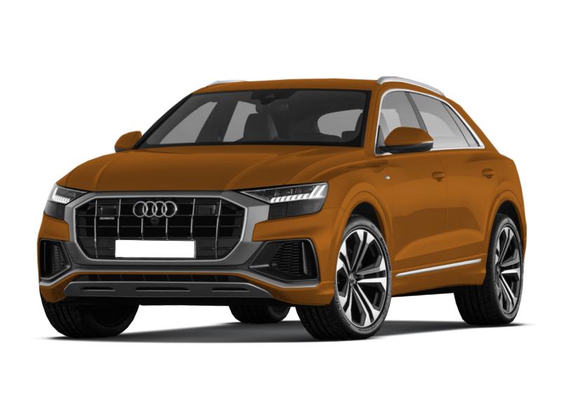 Audi Q8, 2019 год, 5 060 000 руб.
