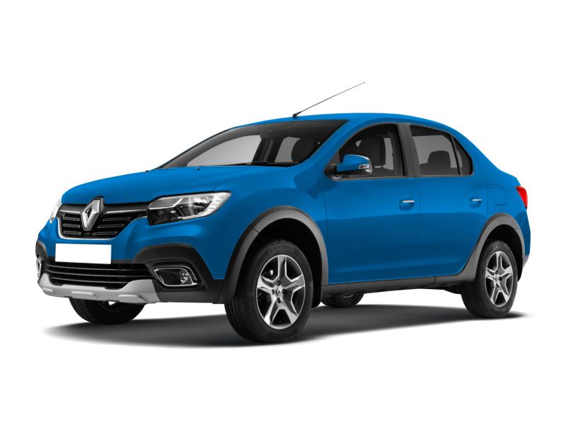 Renault Logan Stepway, 2019 год, 675 000 руб.