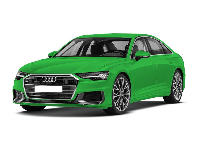 Калининград Audi A6 2020