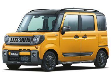 Suzuki готовит к производству кросс-версию модели Spacia