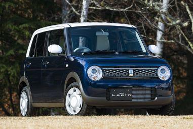 Suzuki выпустила спецкомплектацию кей-кара Lapin