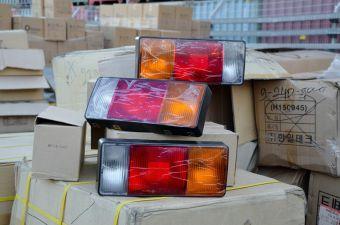 Владивостокская таможня арестовала тонну незадекларированных автозапчастей из Китая
