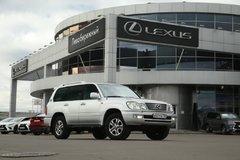 Миллион километров в российских условиях – грандиозный пробег Lexus LX