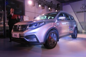 В России ежегодно планируют продавать по 3-3,5 тысячи Dongfeng 580.