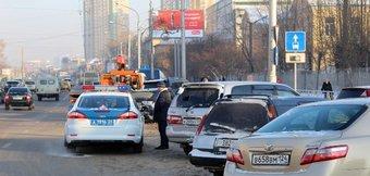 Рейды проходят на регулярной основе. Также автоинспекторам помогают дорожные камеры.