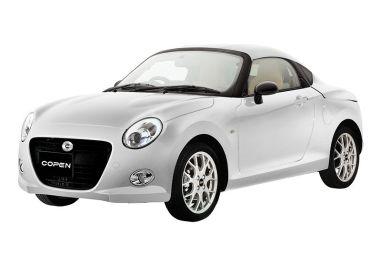 Daihatsu Copen в кузове «купе» выпустят тиражом в 200 экземпляров