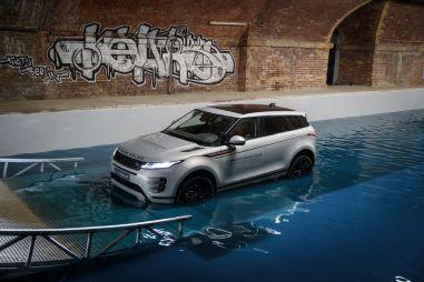 Новый Range Rover Evoque в России будет стоить от 2 929 000 рублей