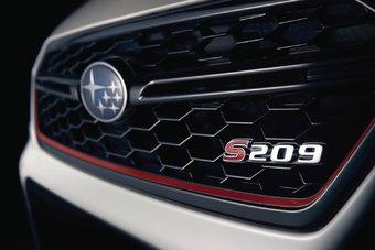 Subaru WRX STI S209 выпустят ограниченным тиражом.