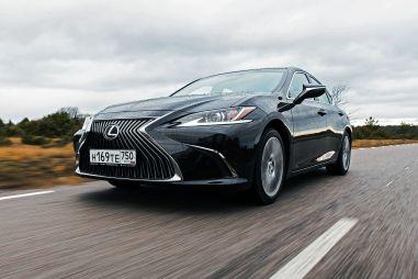 «Антинемец». Тест-драйв нового Lexus ES