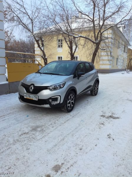 Renault Kaptur 2018 - отзыв владельца
