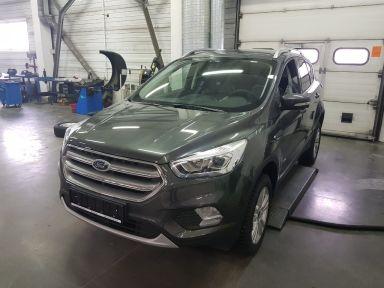 Ford Kuga 2018 отзыв автора | Дата публикации 25.12.2018.