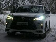 Lexus LX450d, 2018