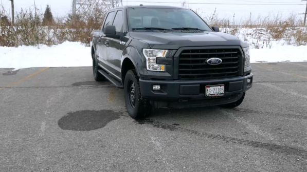 Ford F150  - отзыв владельца