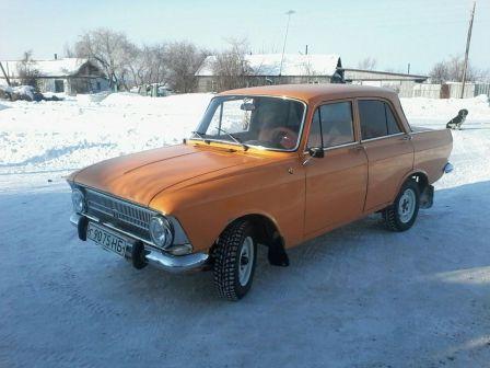 Москвич 412 1979 - отзыв владельца