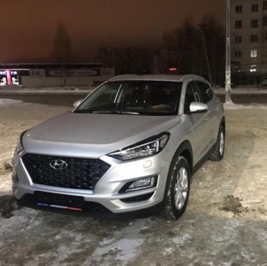 Hyundai Tucson 2018 отзыв автора | Дата публикации 30.11.2018.